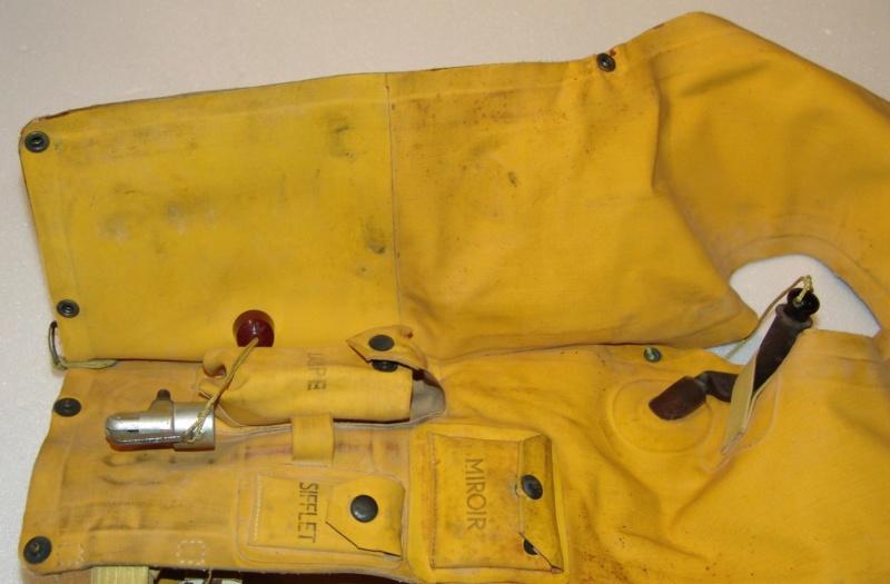 Aviation : le gilet de sauvetage Aviorex et Aérazur type 12 Dsc09632