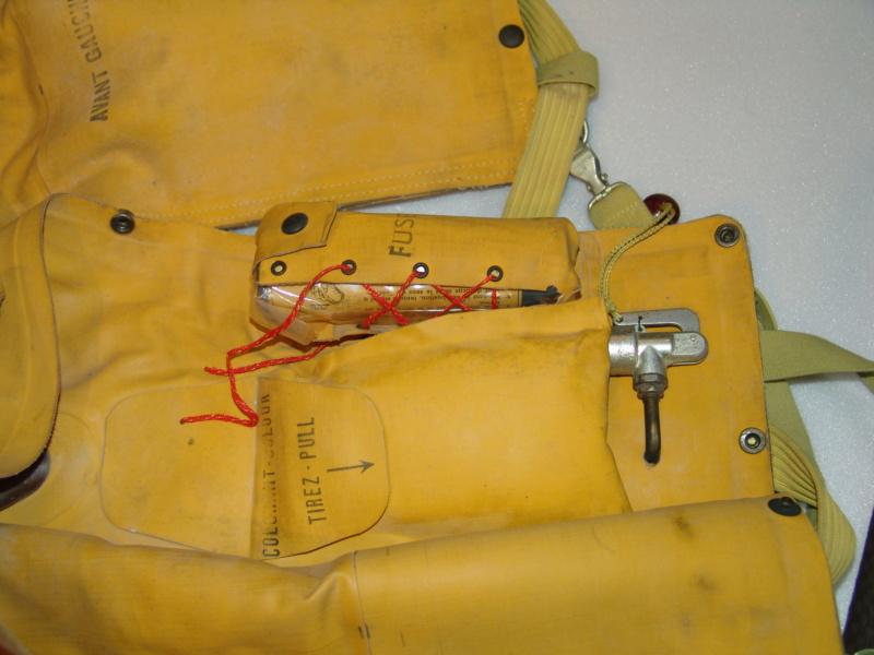 Aviation : le gilet de sauvetage Aviorex et Aérazur type 12 Dsc09650