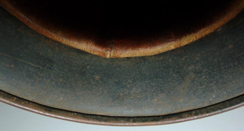 Casque allemand M 40 Dsc09723