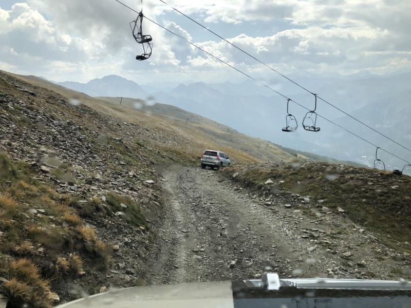 Ballade dans les Alpes Italiennes autour de Sauze d'Oulx en Hummer 27fee810