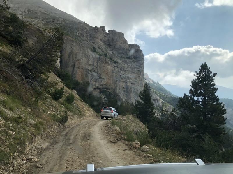Ballade dans les Alpes Italiennes autour de Sauze d'Oulx en Hummer 2a4d1d10
