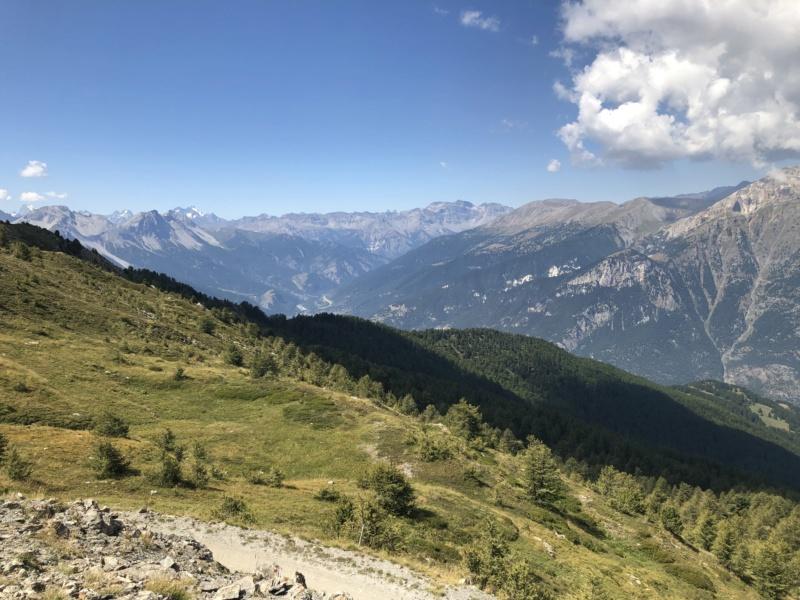 Ballade dans les Alpes Italiennes autour de Sauze d'Oulx en Hummer 80474a10