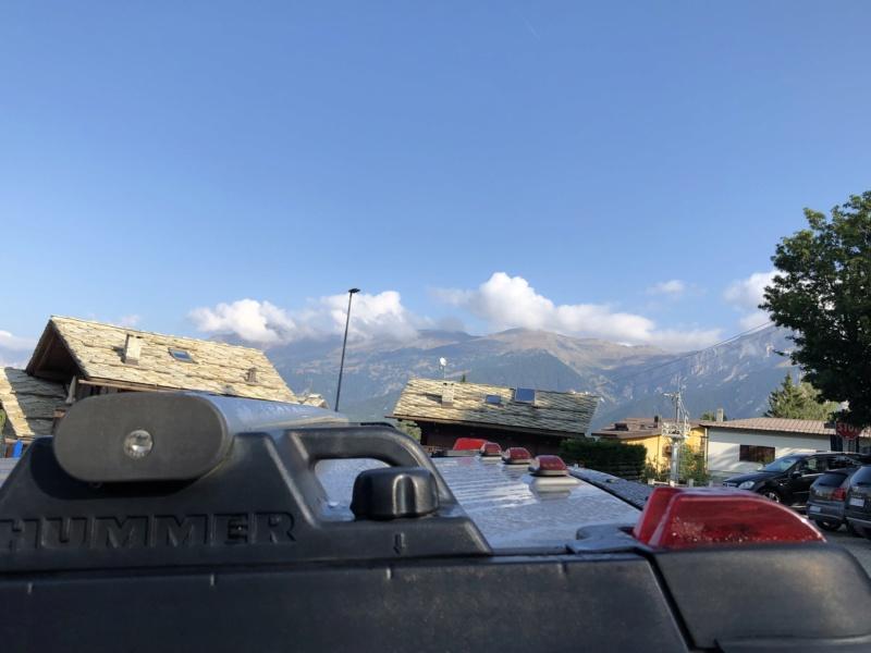 Ballade dans les Alpes Italiennes autour de Sauze d'Oulx en Hummer A4323910