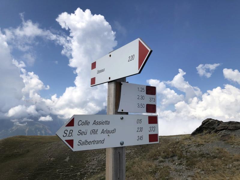Ballade dans les Alpes Italiennes autour de Sauze d'Oulx en Hummer D3966010