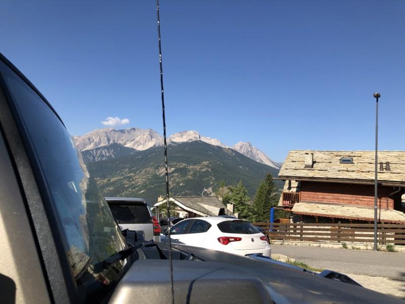 Ballade dans les Alpes Italiennes autour de Sauze d'Oulx en Hummer D9255a10