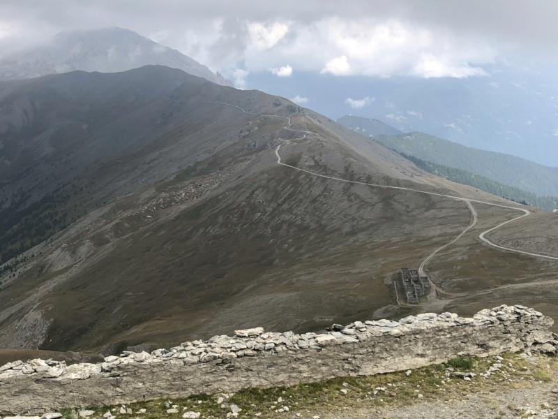Ballade dans les Alpes Italiennes autour de Sauze d'Oulx en Hummer Dc81b410