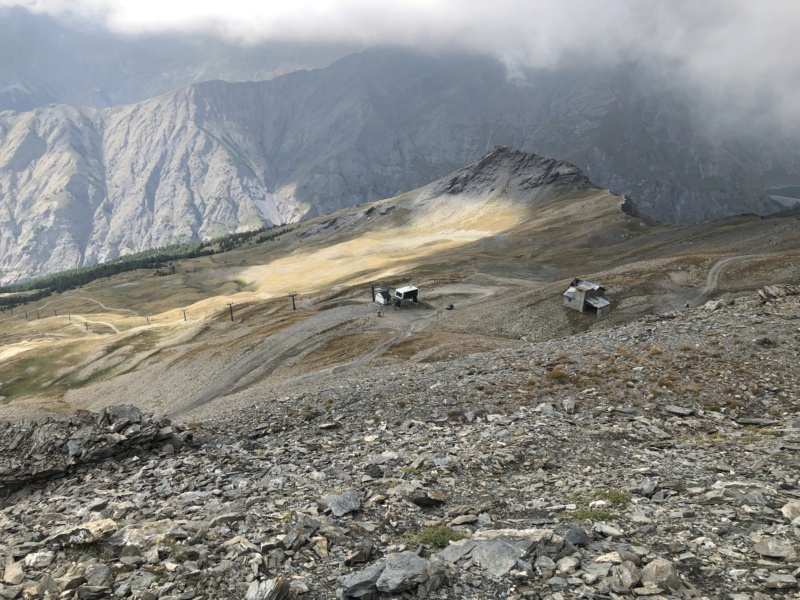 Ballade dans les Alpes Italiennes autour de Sauze d'Oulx en Hummer Dcdaf210