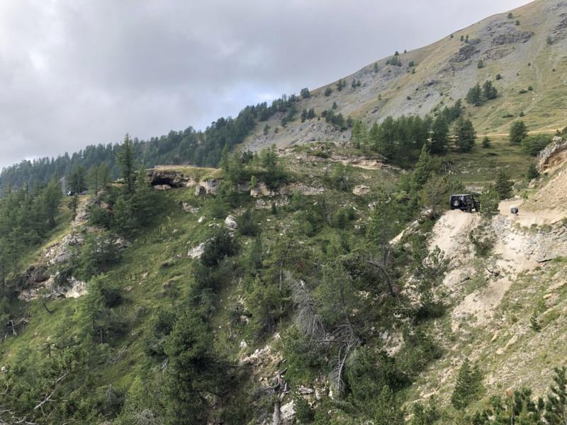 Ballade dans les Alpes Italiennes autour de Sauze d'Oulx en Hummer Df06c110
