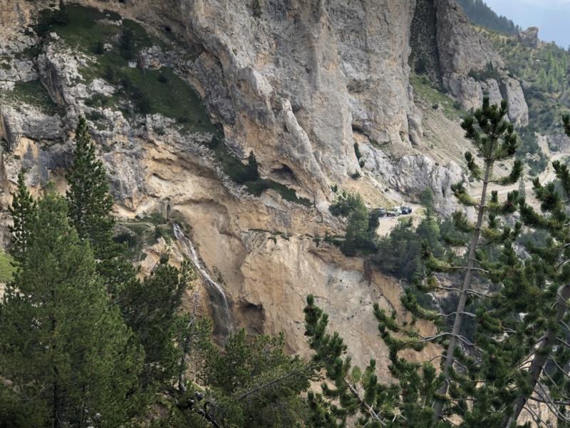 Ballade dans les Alpes Italiennes autour de Sauze d'Oulx en Hummer E9fd8410