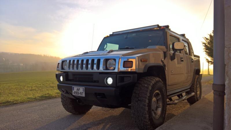 Quelle est la meilleure photo que vous ayez prise de votre Hummer ? Wp_20178
