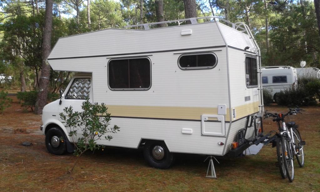 Je vends mon camping car 06310