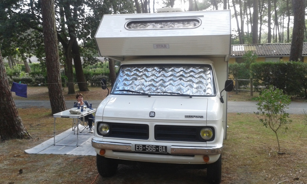 Je vends mon camping car 06410