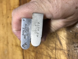 FS: 2 Colt 1911 45 stainless mags*****Reduced***** 51e2c410