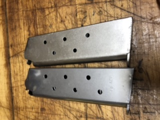 FS: 2 Colt 1911 45 stainless mags*****Reduced***** Ae373310