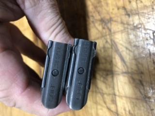 Sold 2 Colt Mid Range 38 Special Magazines D8f60410