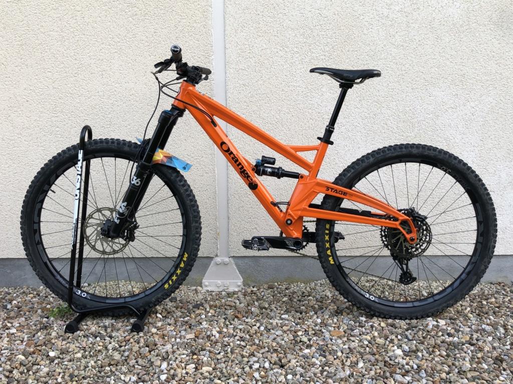 A Vendre : VTT Enduro Orange Bikes Stage 6 2019 Img_0911