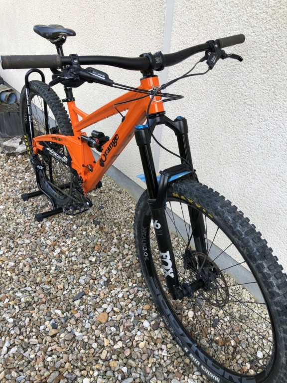 A Vendre : VTT Enduro Orange Bikes Stage 6 2019 Img_0912