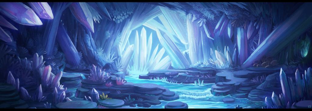 ▽ La caverne crystaline ▽ Crysta10