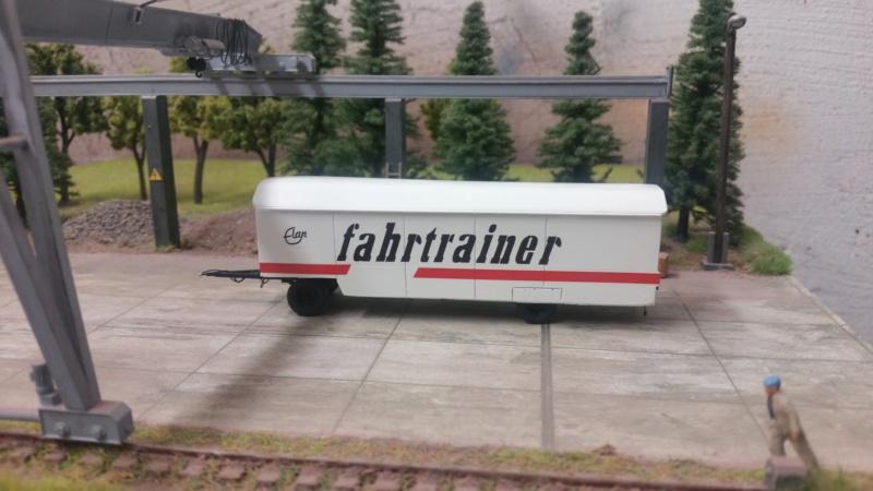 Anhänger Fahrtrainer  20180914