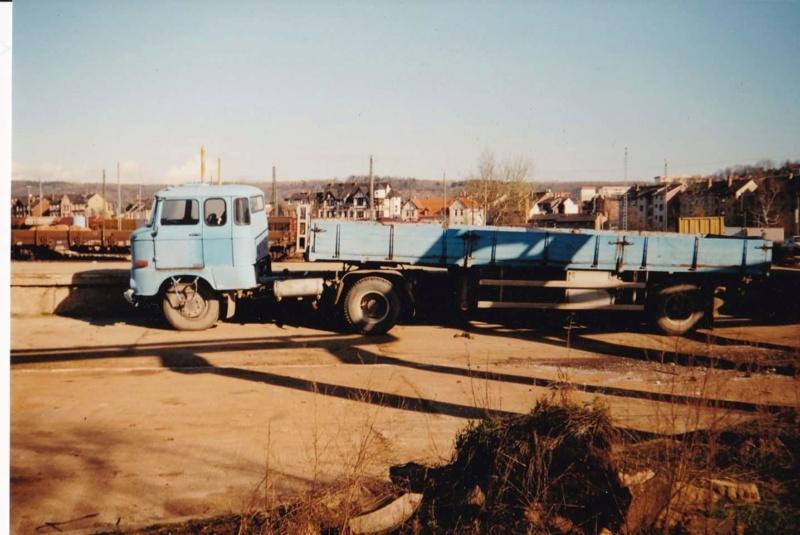 W50 Doka Sattelzugmaschine und Auflieger HLS 100.02 Fb_img11