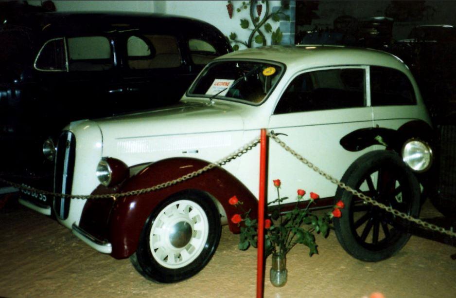 Musée de l'Abbatiale à BEC-HELLOUIN  (fermé définitivement) 0085
