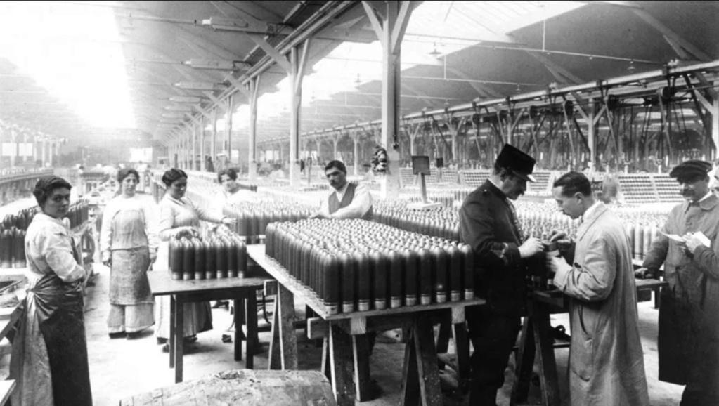 Les usines CITROËN 0_1_1311
