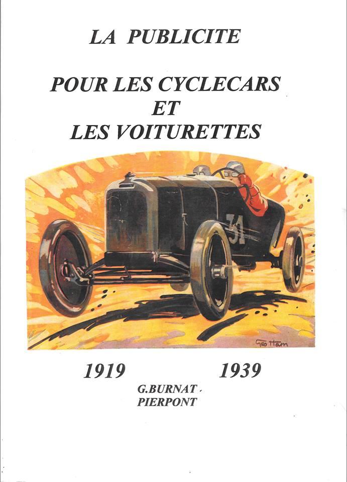 tome 1 sur les cyclecar 1610