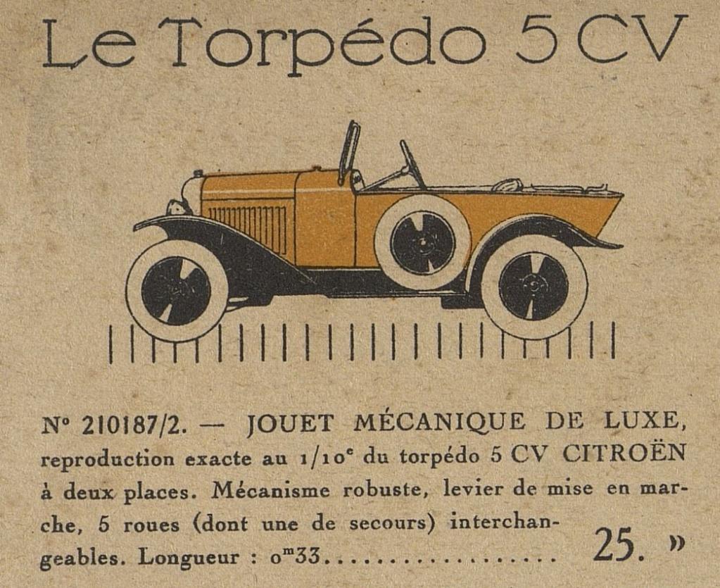 Les JOUETS CITROËN - Page 3 2742