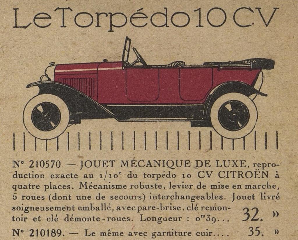 Les JOUETS CITROËN - Page 3 2841