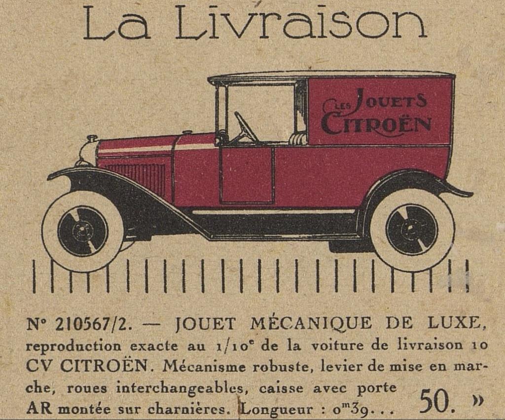 Les JOUETS CITROËN - Page 3 2931