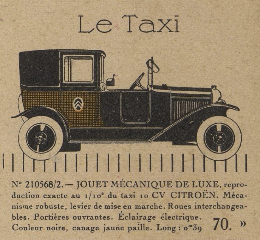 Les JOUETS CITROËN - Page 3 3032