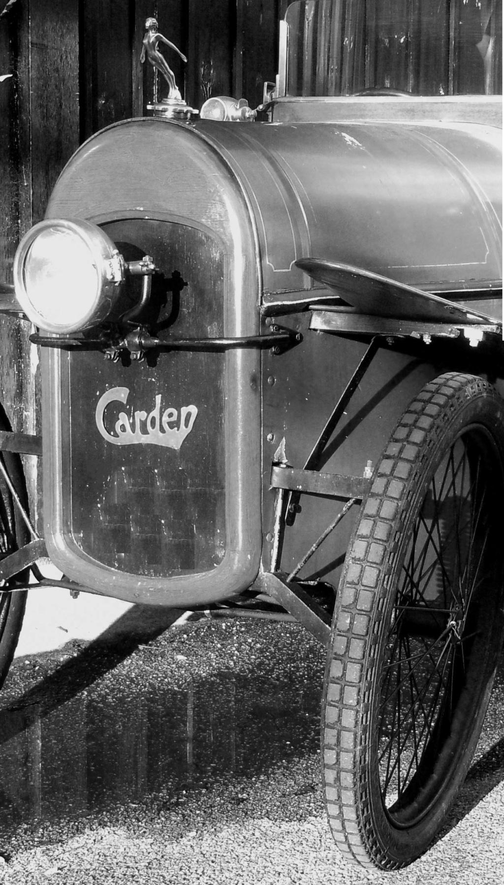 Carden Cyclecar 3168