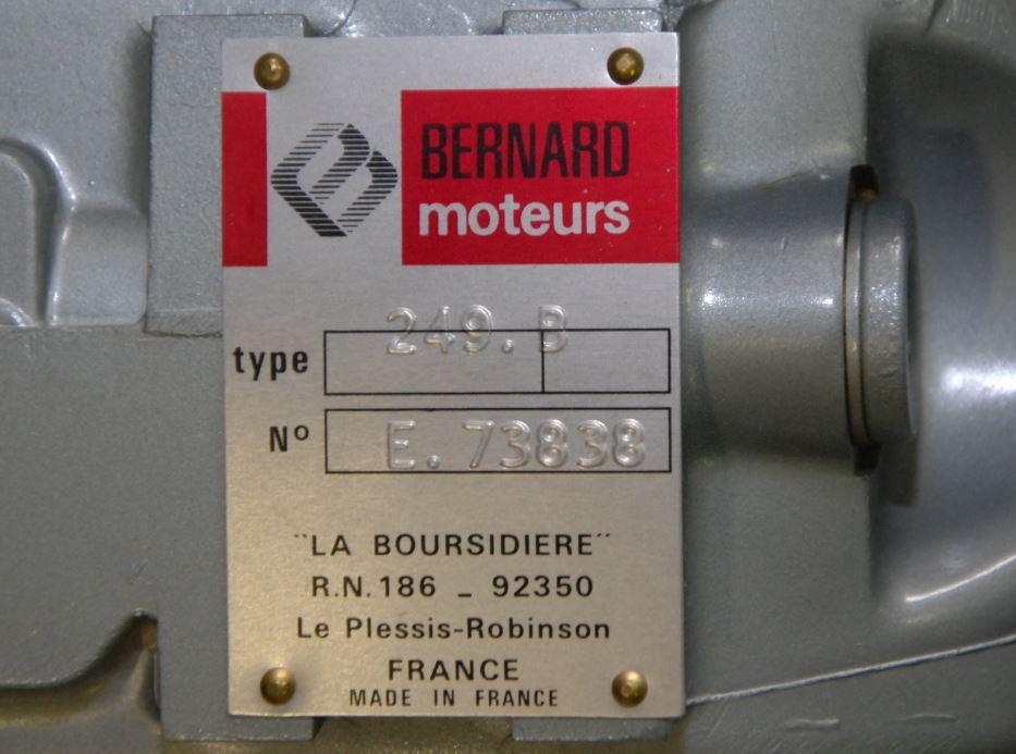 Recensement moteurs BERNARD - Page 5 3202