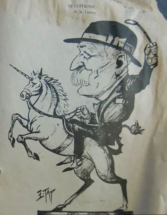 Caricature Lestienne 3410