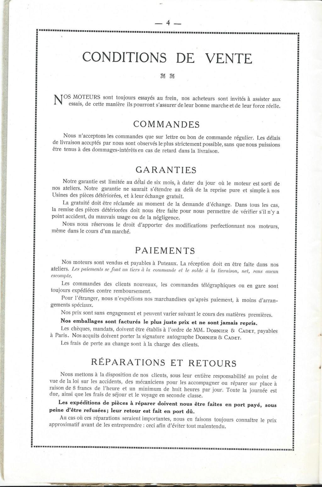 (Recherche) renseignements doc .. sur moteur chapuis dornier Chapui39