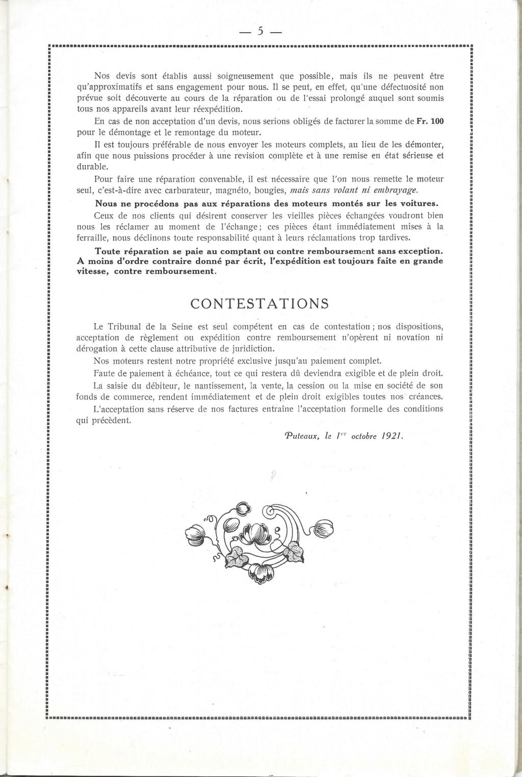 (Recherche) renseignements doc .. sur moteur chapuis dornier Chapui42