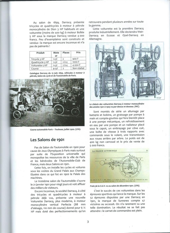 Les voitures de la France 1889-1900: Alexandre Darracq Darrac10