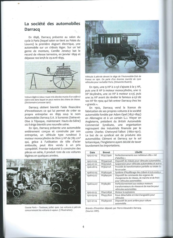 Les voitures de la France 1889-1900: Alexandre Darracq Darrac12