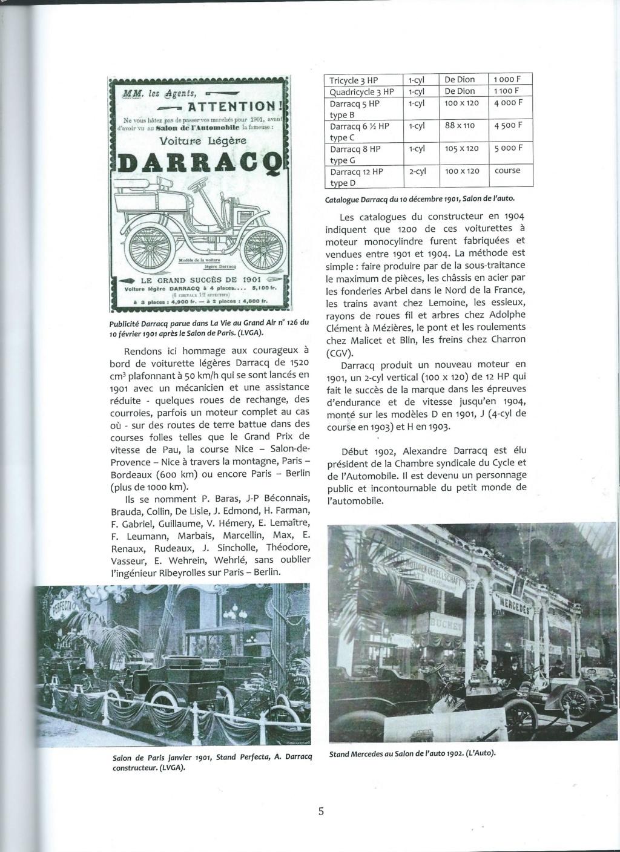 Les voitures de la France 1889-1900: Alexandre Darracq Darrac14