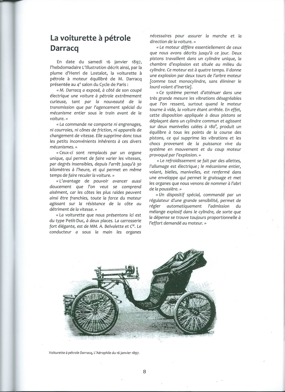 Les voitures de la France 1889-1900: Alexandre Darracq Darrac16