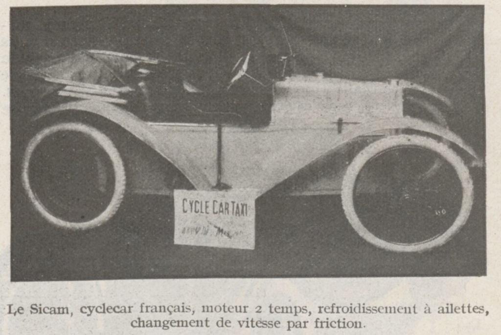 Sicam cyclecar Export73