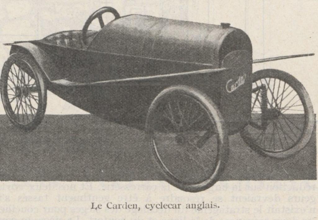 Carden Cyclecar Export79