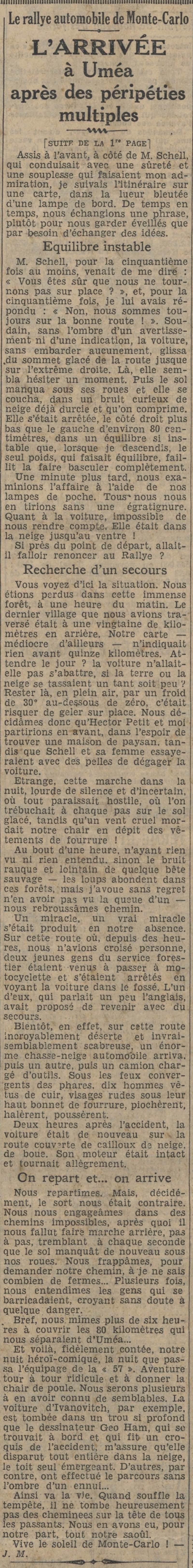 Un pilote Licorne : HECTOR PETIT - Page 2 Le_jou83