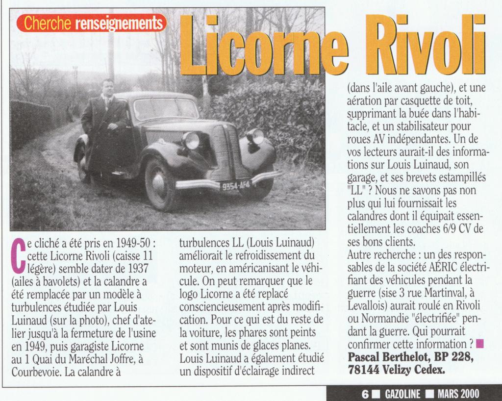 Louis LUINAUD Licor106