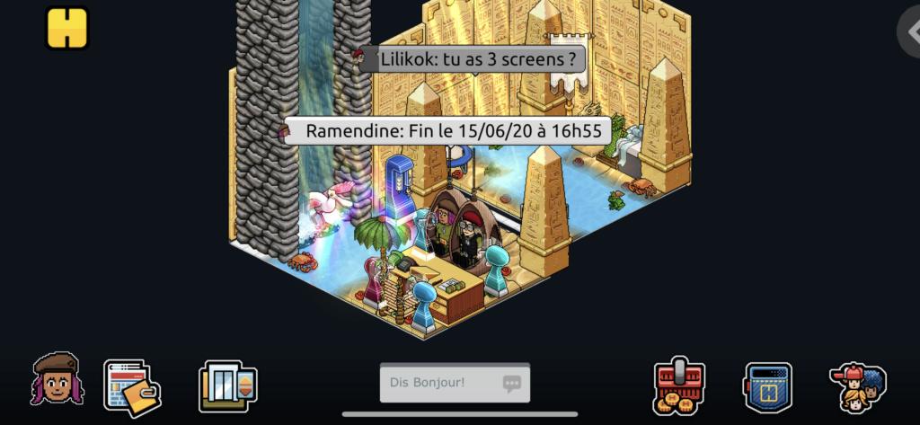 [C.M] Rapport de patrouilles de Ramendine 03142c10
