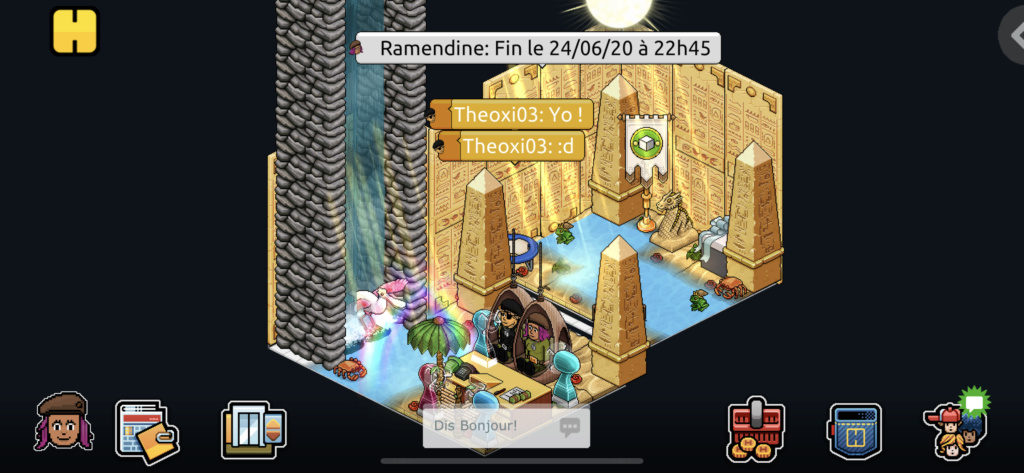 [C.M] Rapport de patrouilles de Ramendine 8d945910
