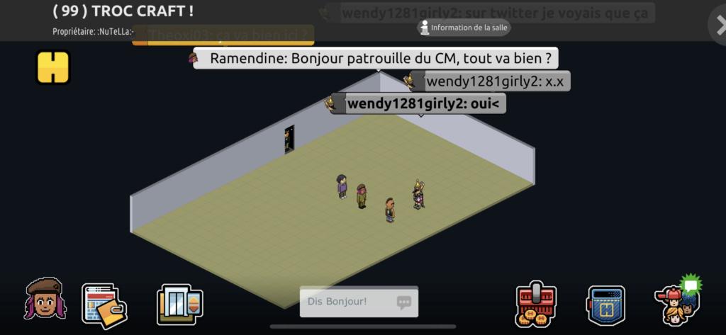 [C.M] Rapport de patrouilles de Ramendine Bdb0ac10