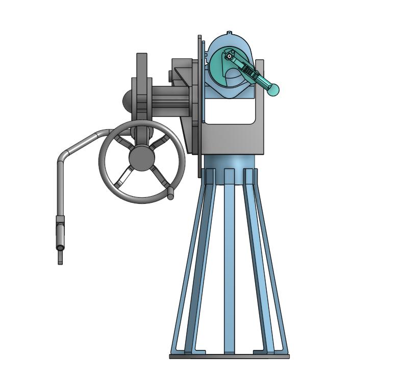 Sous-marin Montgolfier   Canon_10
