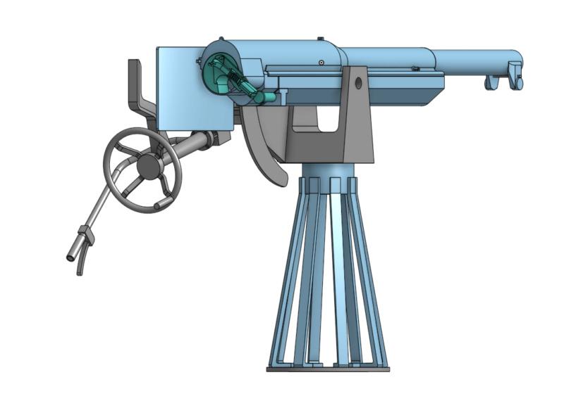 Sous-marin Montgolfier   Canon_11