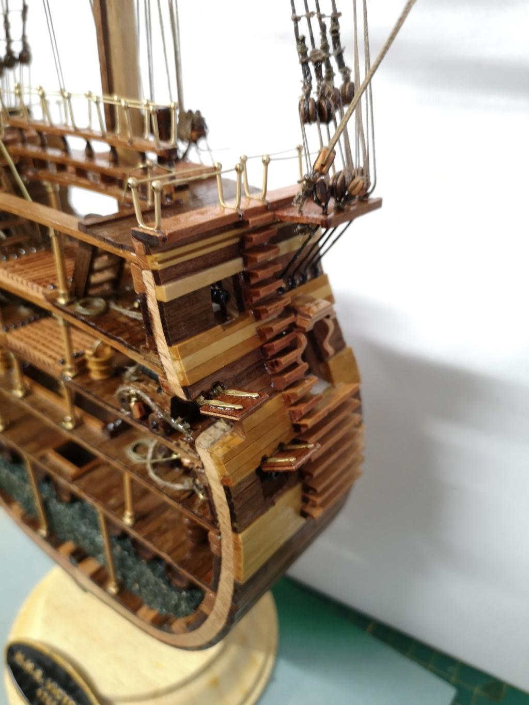 Coupe HMS Victory (Corel 1/98°) de Deydier Pierre Img_2066
